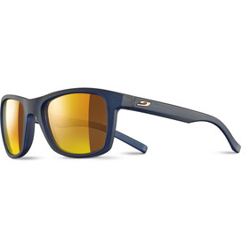 Julbo Beach Spectron 3CF Zonnebril Heren, matt blue/multilayer gold